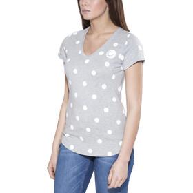 Edelrid Rockover T-Shirt Donna, dots